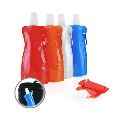AMWB024 Collapsible Water Bottle (500ml)