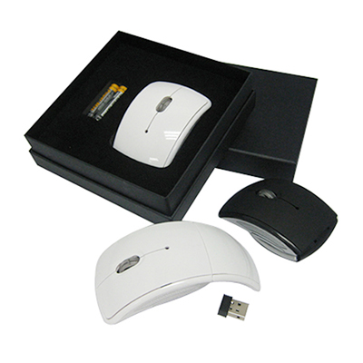 LMMS99 Wireless Foldable Optical Mouse