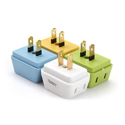 STA-10011 2-Pin Travel Adaptor