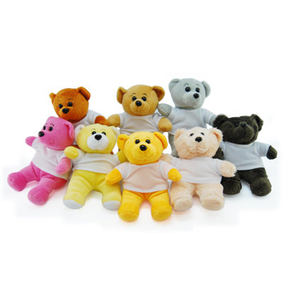 AMLO-1006 Mini Bear with T-shirt