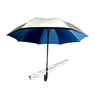 HKUB-111S 27in Auto-Open Umbrella with UV Protection Coating